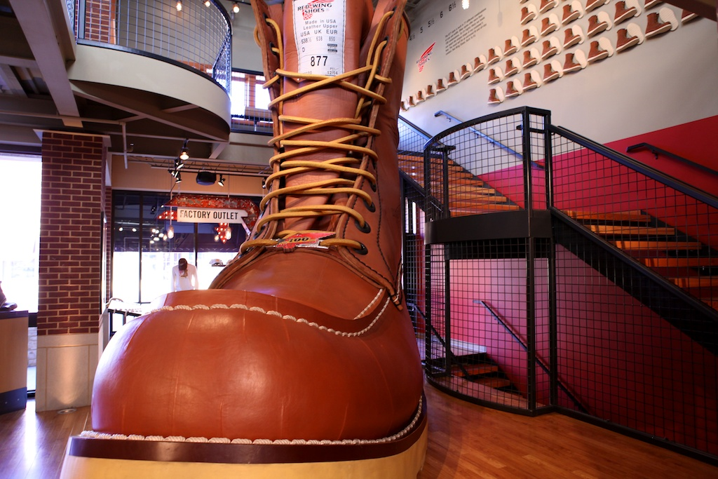 Red Wing Shoe Store Maple Grove Mn