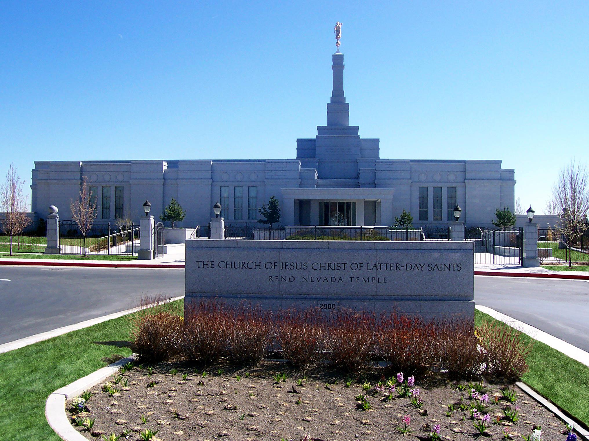 Reno Nevada Temple Wikipedia