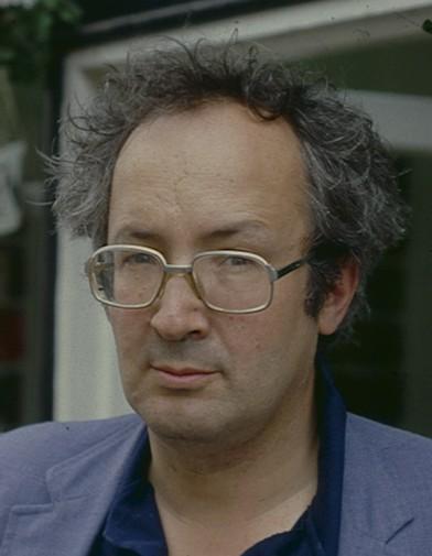 Richard Booth, librero y Rey de Hay. Imagen de Wikimedia Commons.