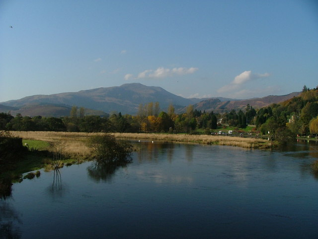 River Scape - geograph.org.uk - 656638