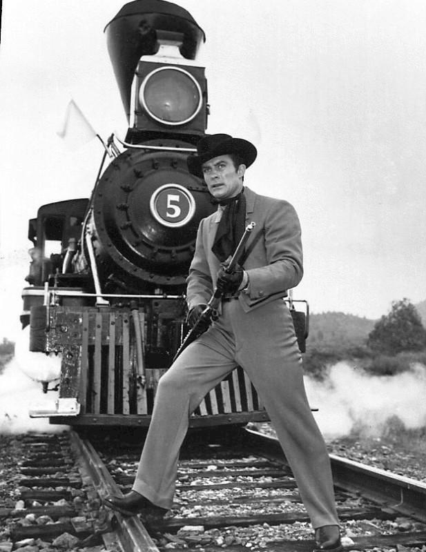 Robert Conrad Wild Wild West