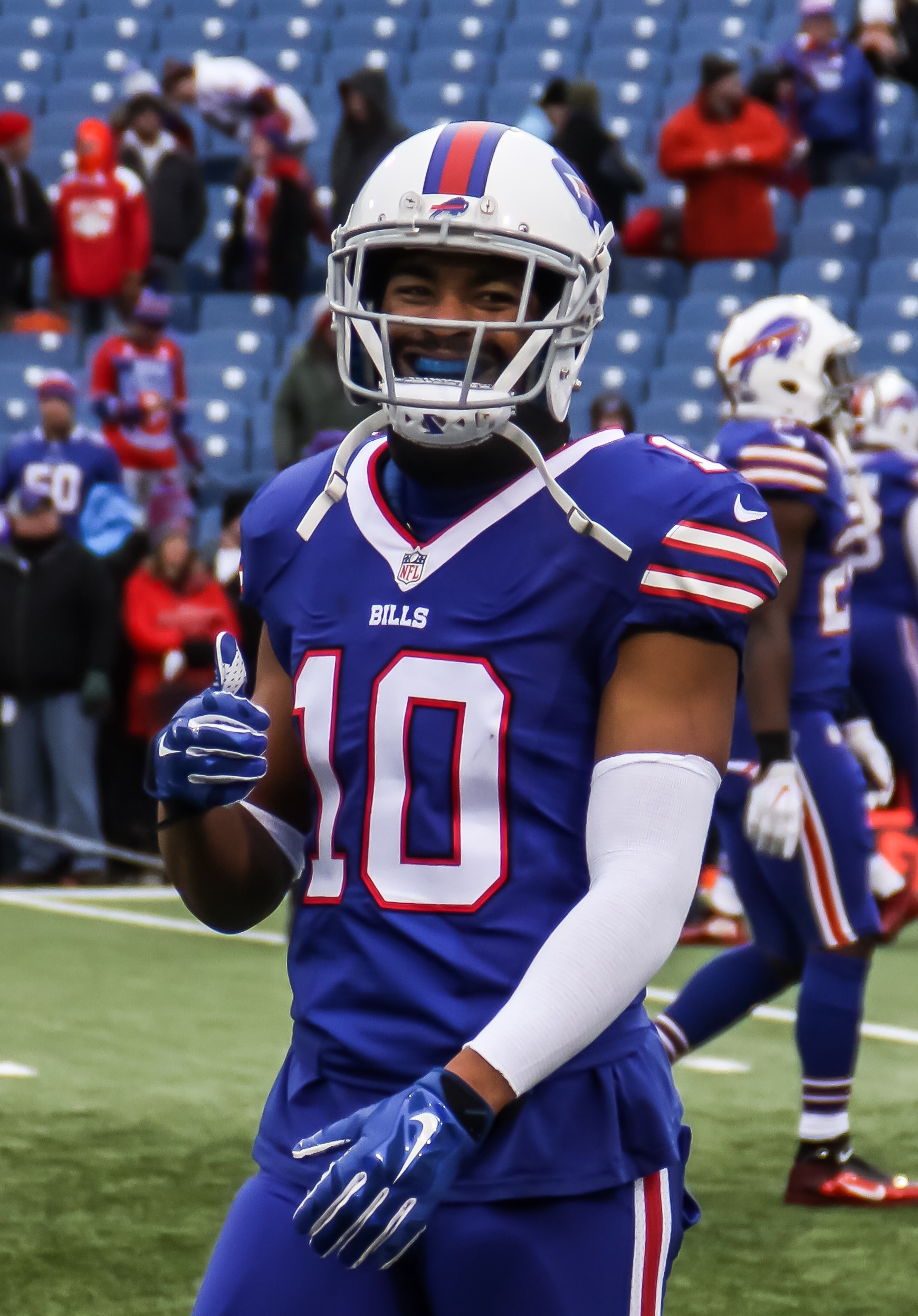 ca92d0ff Robert Woods (wide receiver, born 1992) - Wikipedia