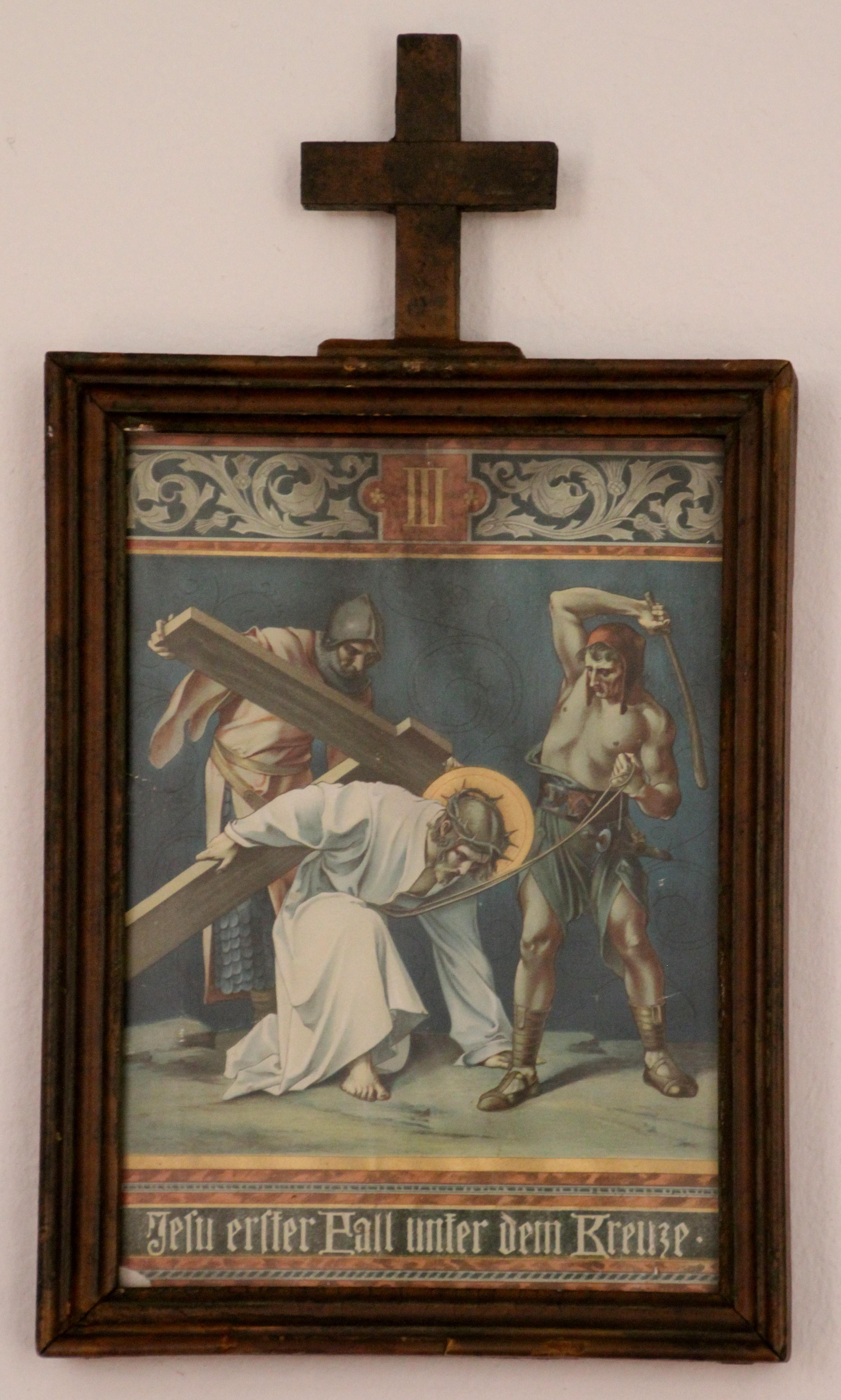 Maria unter dem kreuz jesu