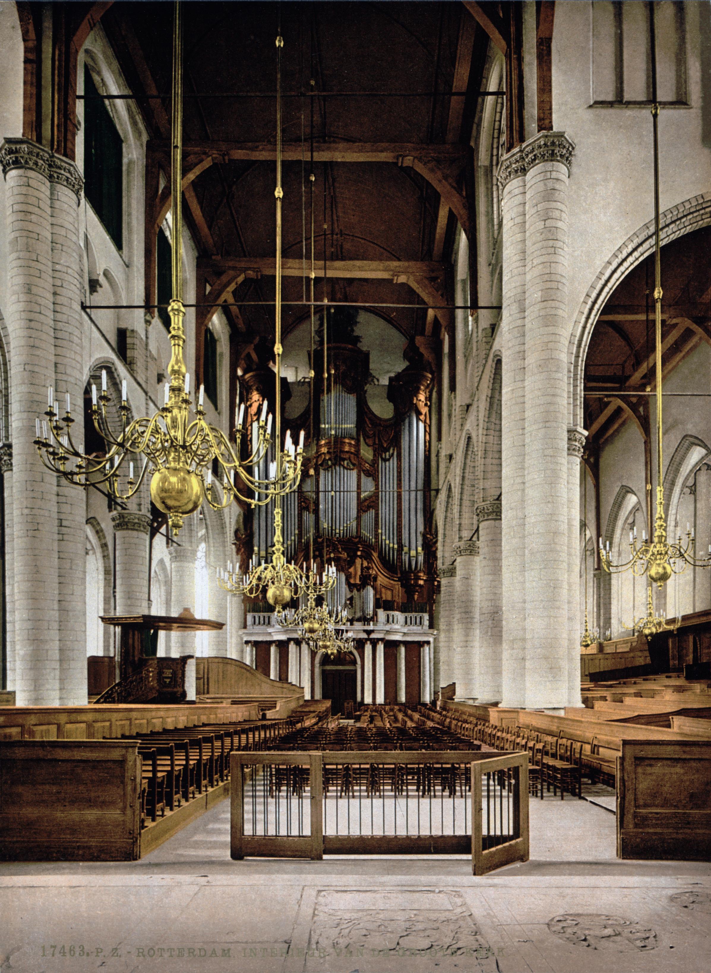 File rotterdam interieur van de grote kerk for Interieur rotterdam