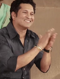Sachin Tendulkar launches project to develop the poorest ward in Mumbai