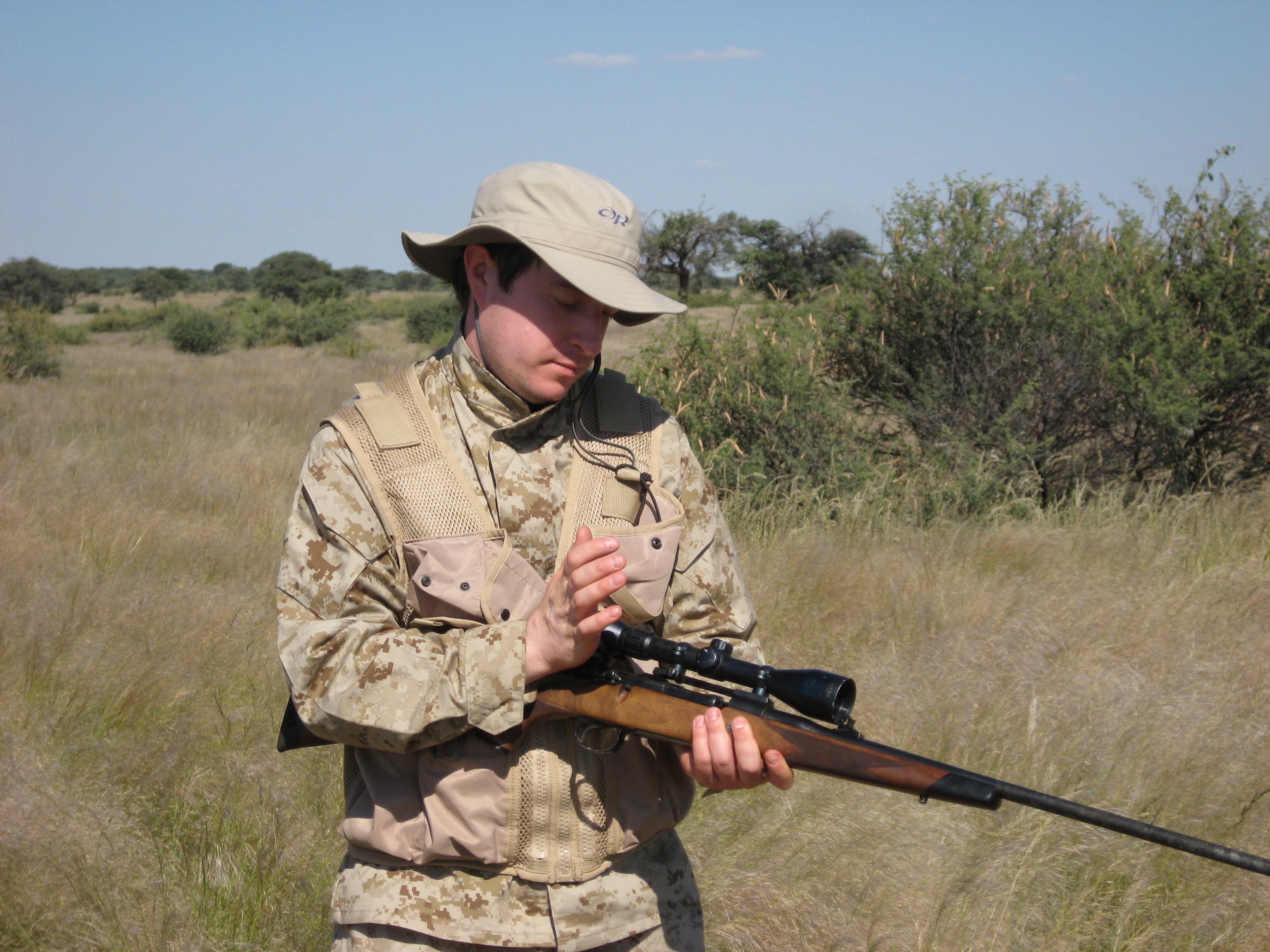 Safari Hunter