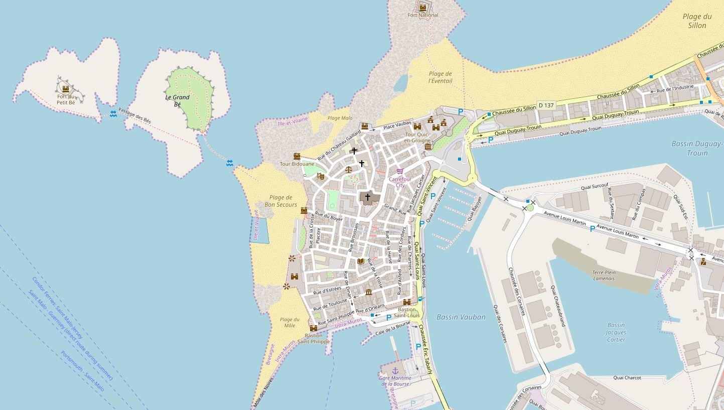File:Saint Malo map France.jpg - Wikimedia Commons on saint-malo france and doerr, saint-malo france money, saint laurent gulf map, normandy brittany france map, saint-malo france during wwii, st malo map, nantes brittany france map, san malo map, morbihan brittany france map,