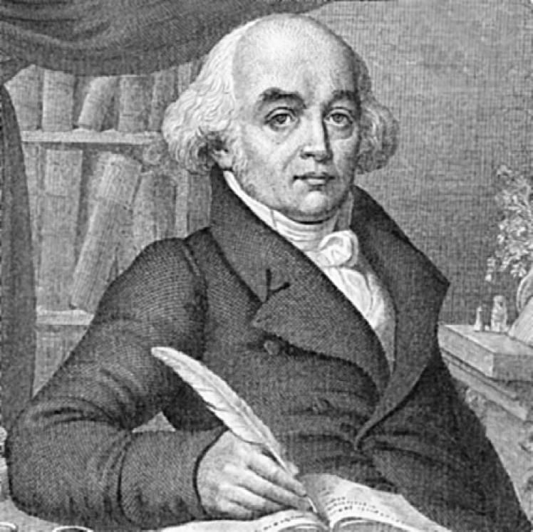 Hahnemann, fondateur de l'homéopathie