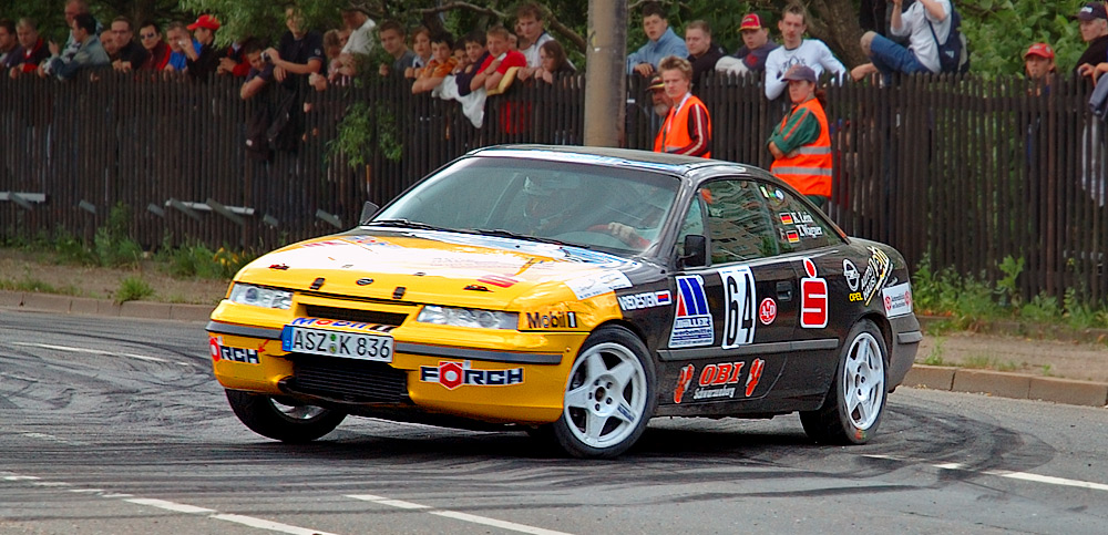 Saxony_rally_racing_Opel_ ...