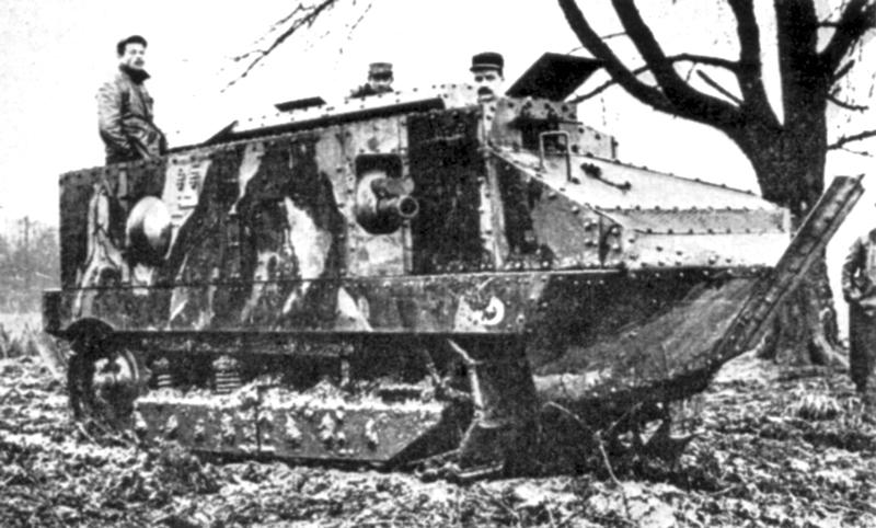 Bestand:Schneider CA1 (M16) tank.jpg