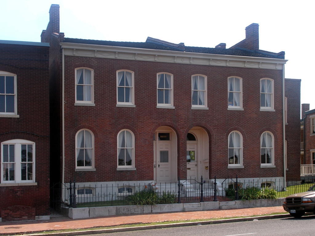 Scott joplin house state historic site wikipedia for House pictures