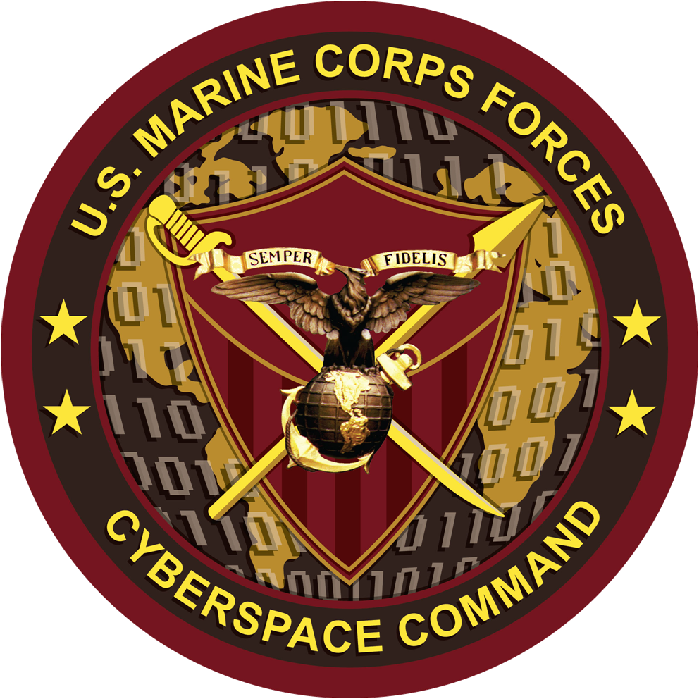 photo about Printable Marine Corps Emblem titled Maritime Corps Cyberspace Regulate - Wikipedia