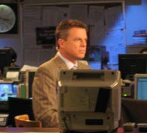 English: FOX News Channel's Shepard Smith anch...