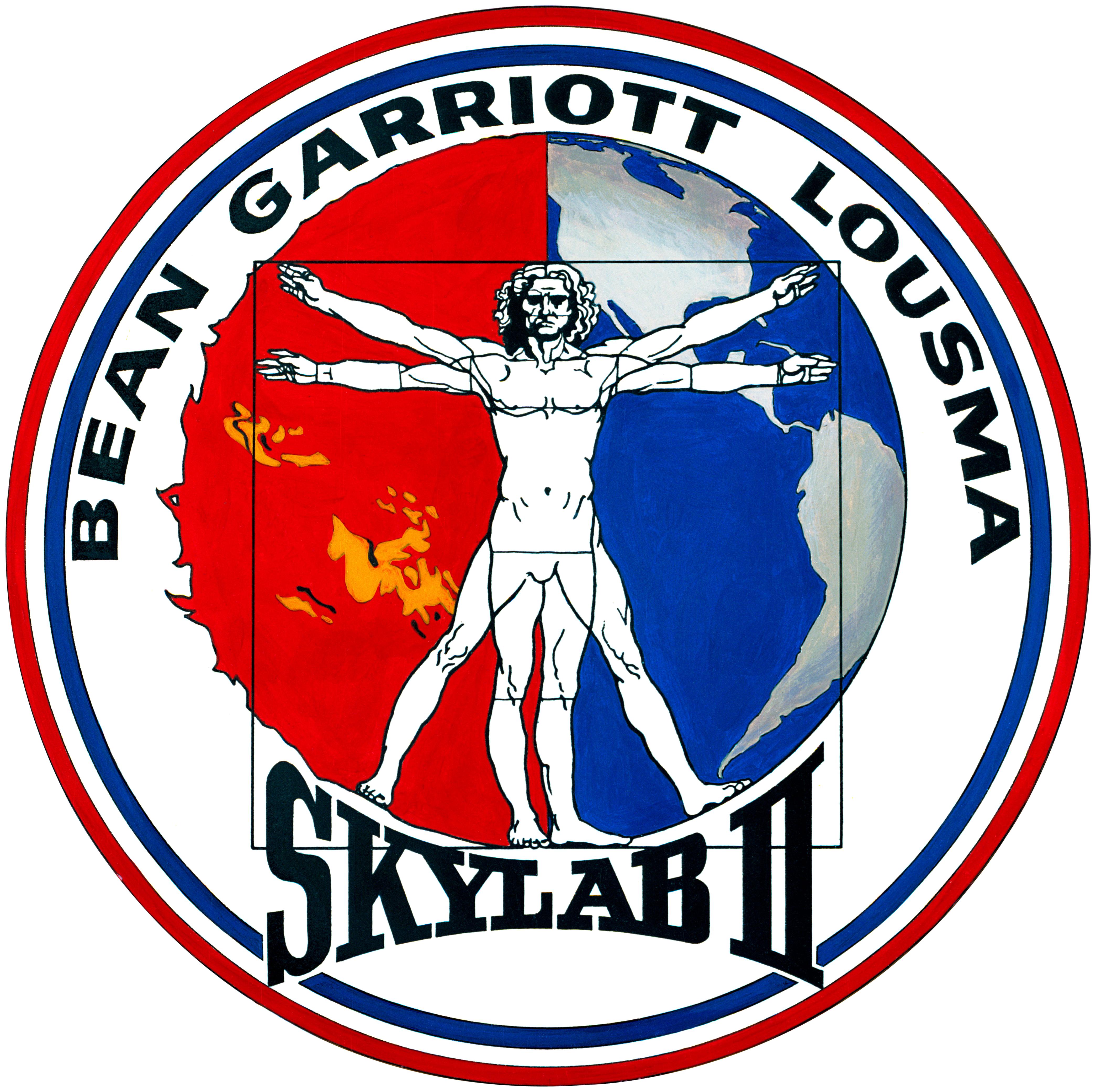 Désintégration de Skylab - 11.7.1979 Skylab2-Patch