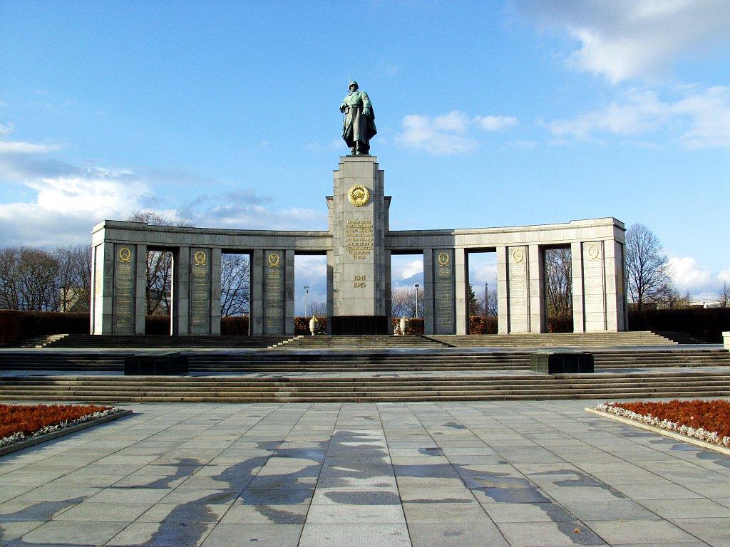 אנדרטת המלחמה הסובייטית (טירגארטן)