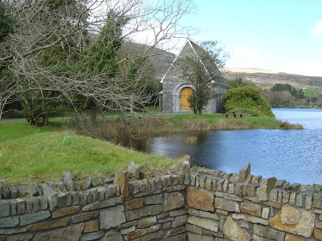 File:St. Finbar's Oratory, Gougane Barra, West Cork - geograph.org.uk - 526522.jpg