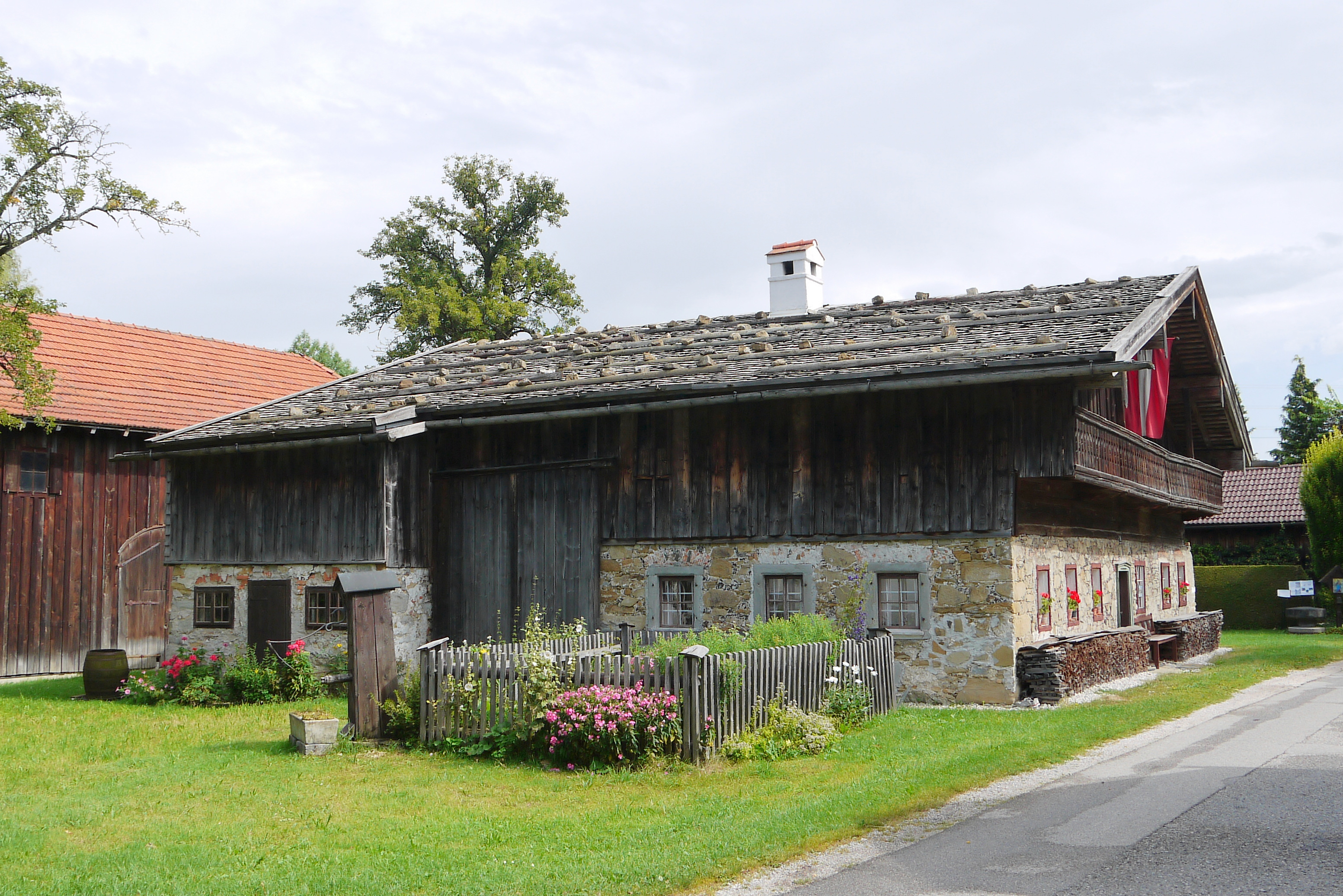 St Georgen im Attergau Aignerhaus JPG