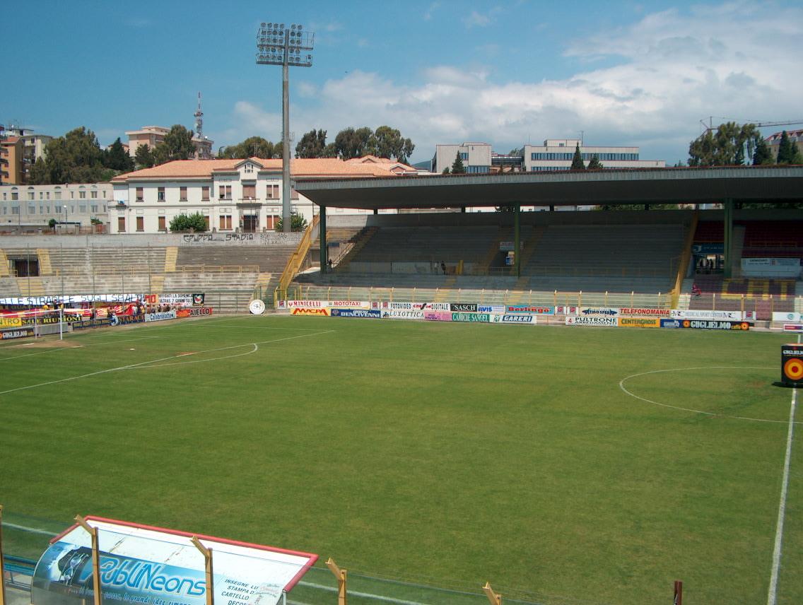 e76039ee6efd Stadio Nicola Ceravolo - Wikipedia