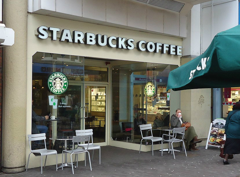 starbucks selling coffee in the land of tea Starbucks will continue to sell tazo products in grocery stores  we can do for tea what we've done for coffee, adding that he thinks the tea market is worth.