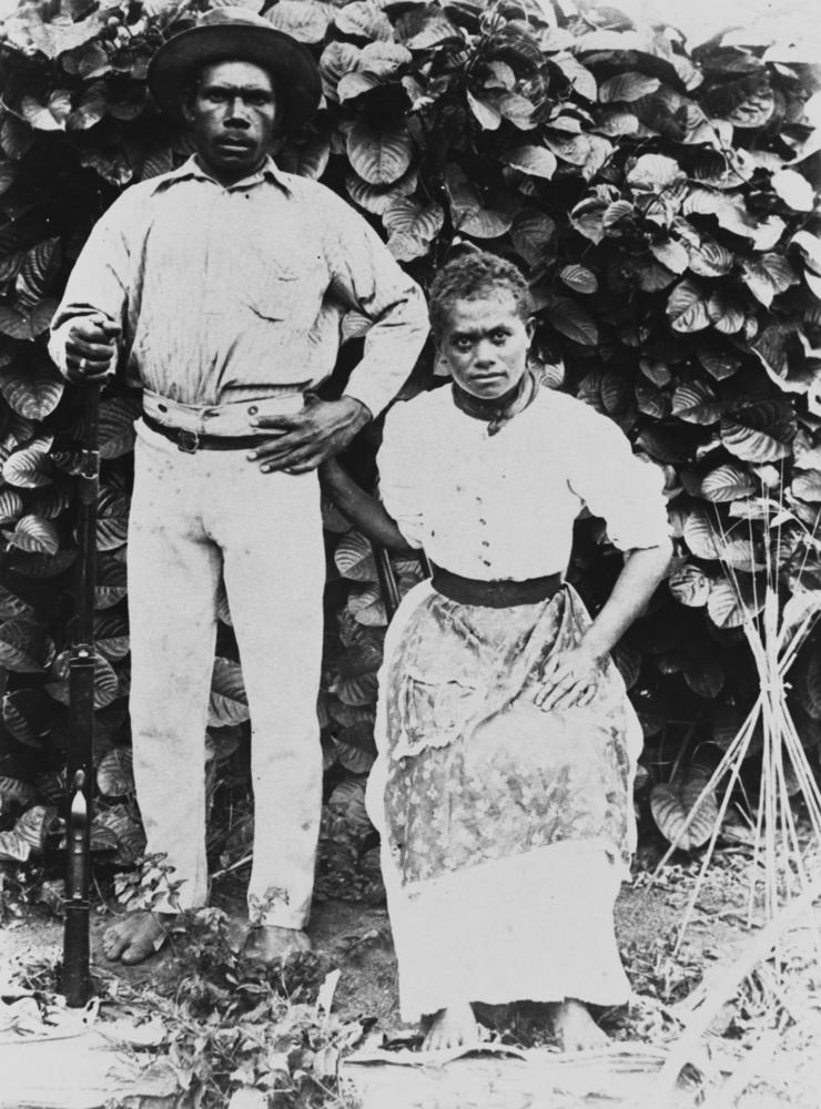 South Sea Islanders In Queensland