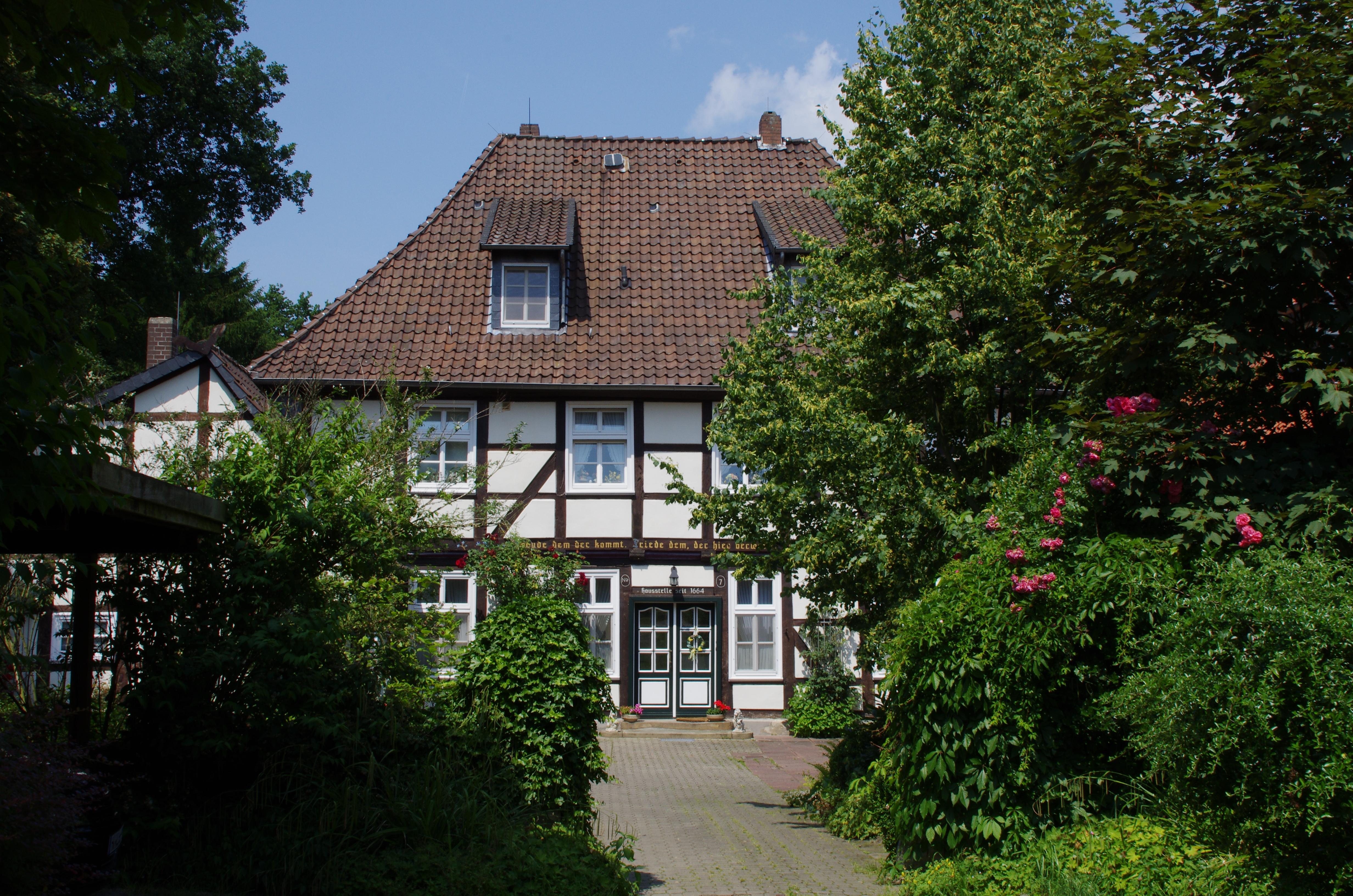 Datei Stiftstrasse 7 Wunstorf Jpg Wikipedia