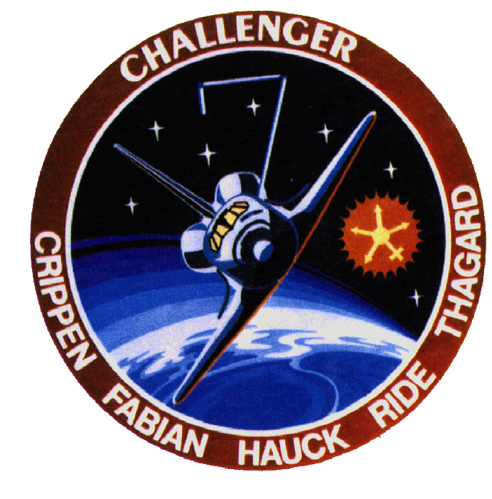space shuttle mission logos - photo #32
