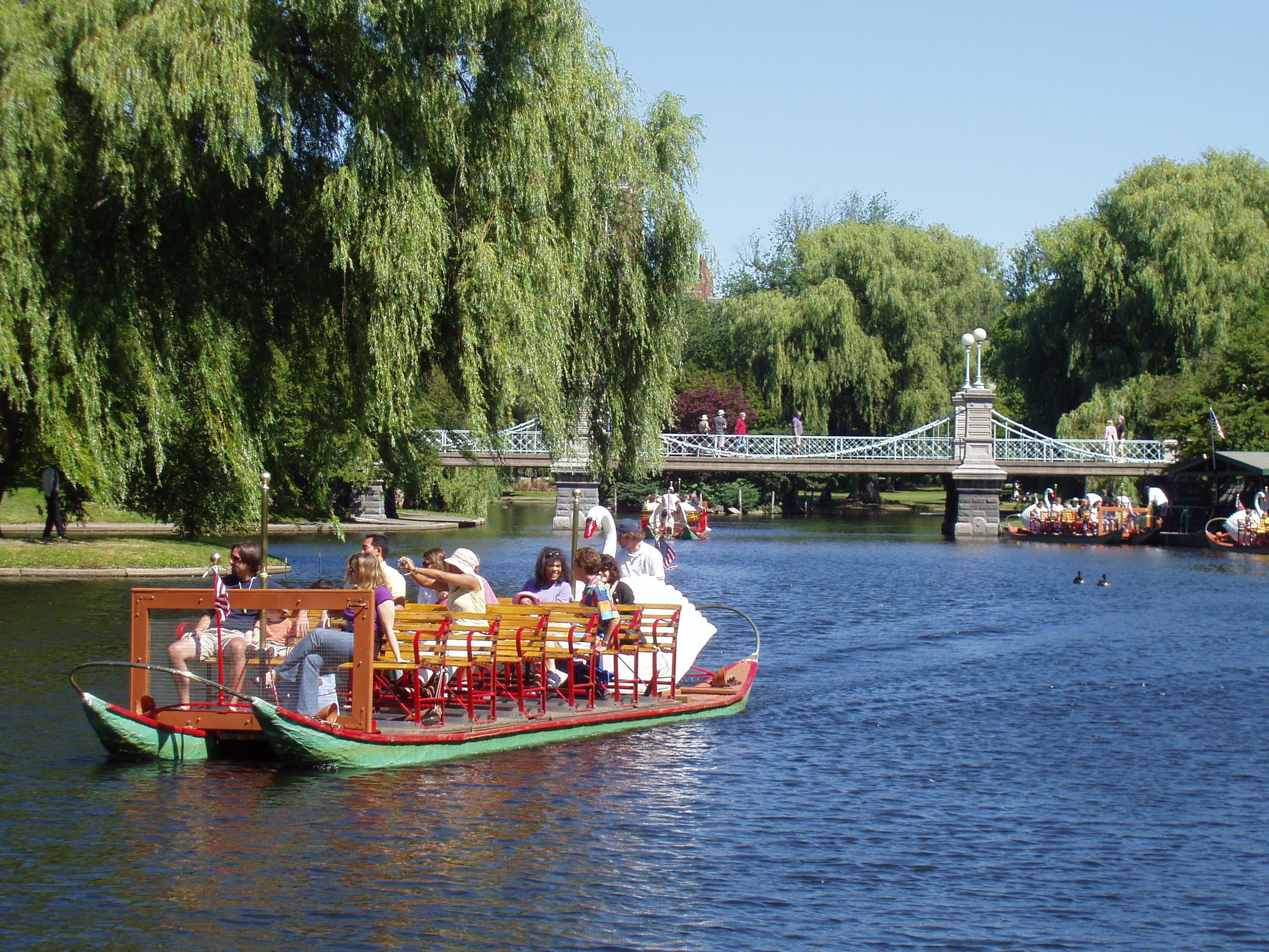 File swan boat boston public garden boston - Hotels near boston public garden ...