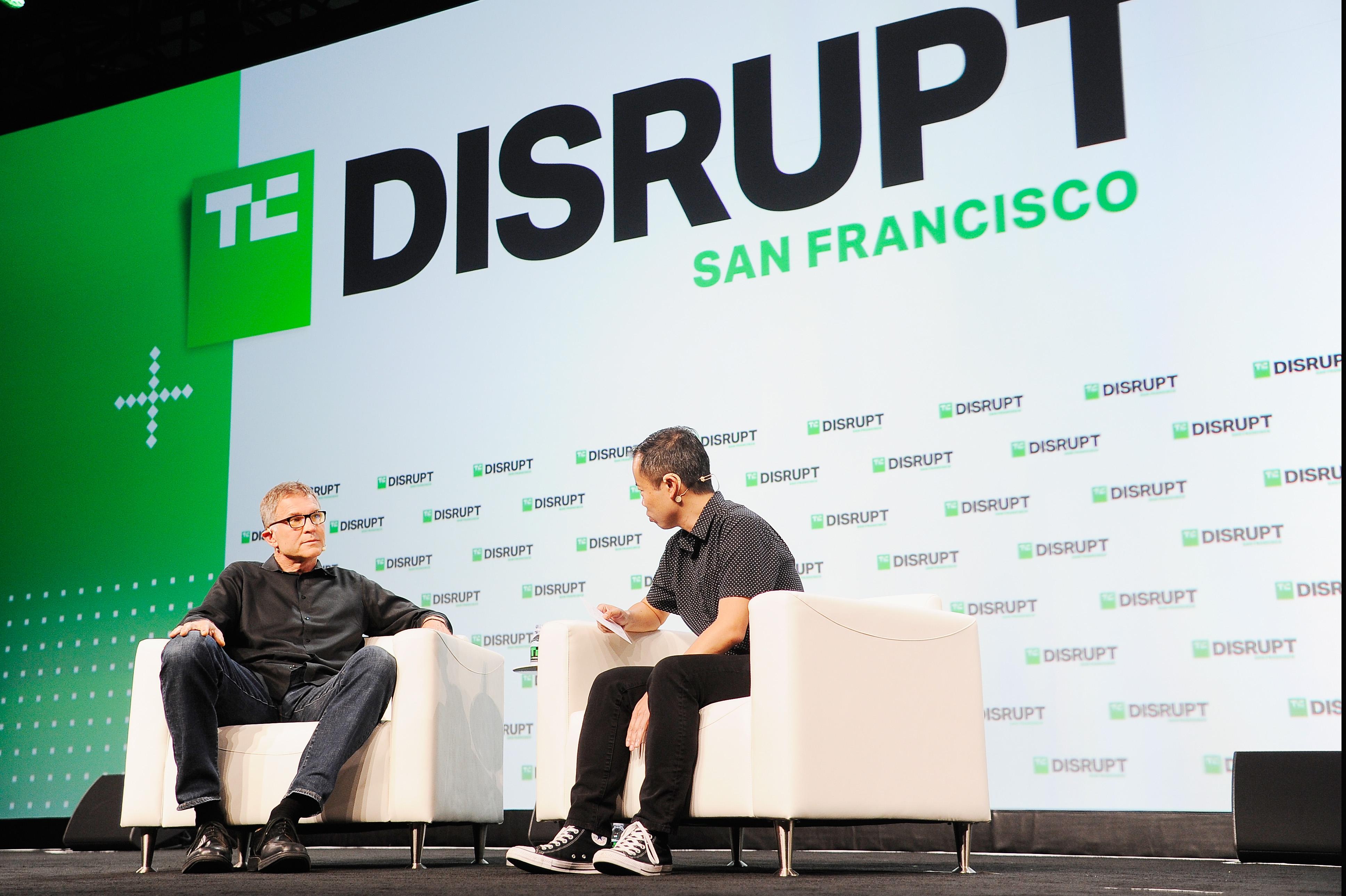 Francisco 2018 - day 1 (30633299368).jpg SAN FRANCISCO, CA - SEPTEMBER 05: Roblox Corporation Founder and CEO David Baszucki (L) and moderator Anthony Ha