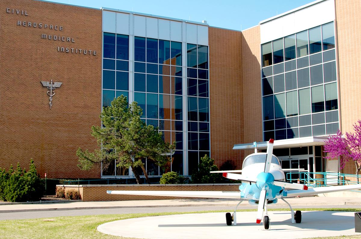 Civil Aerospace Medical Institute - Wikiwand