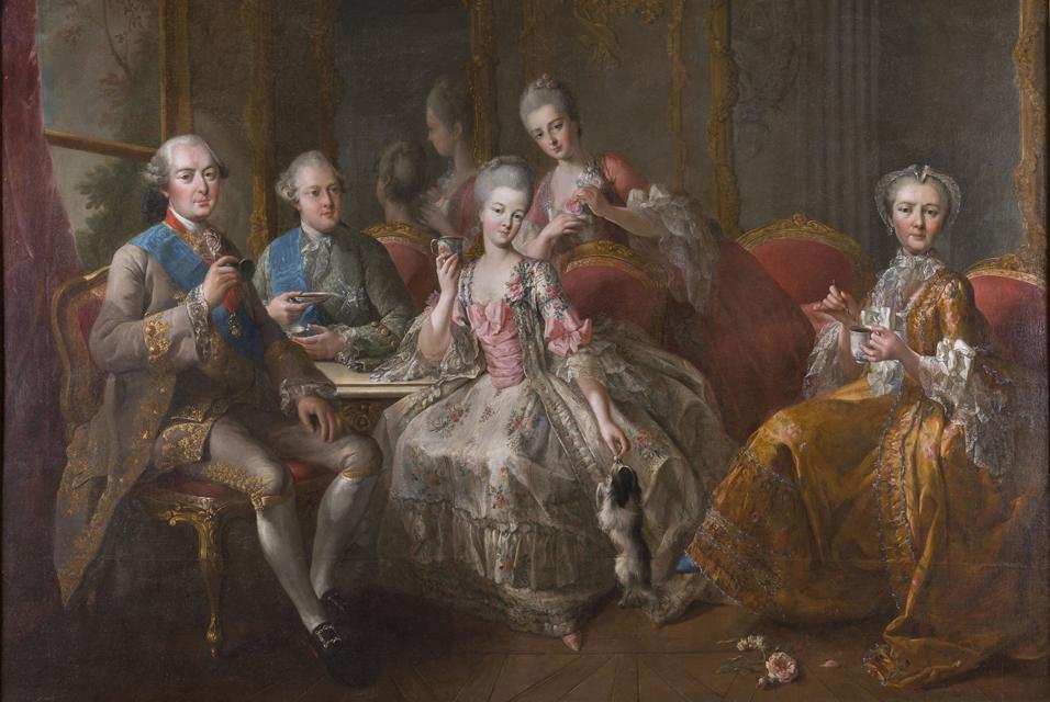 Fichier:The Family of the Duke of Penthièvre.jpg — Wikipédia