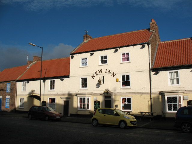 The New Inn, Easingwold - geograph.org.uk - 628990