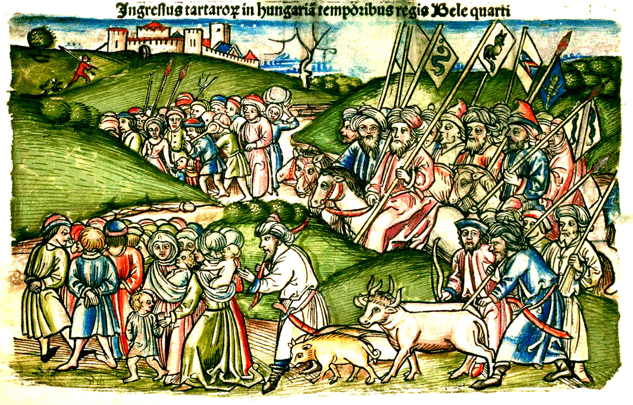 Siege of Esztergom (1241)