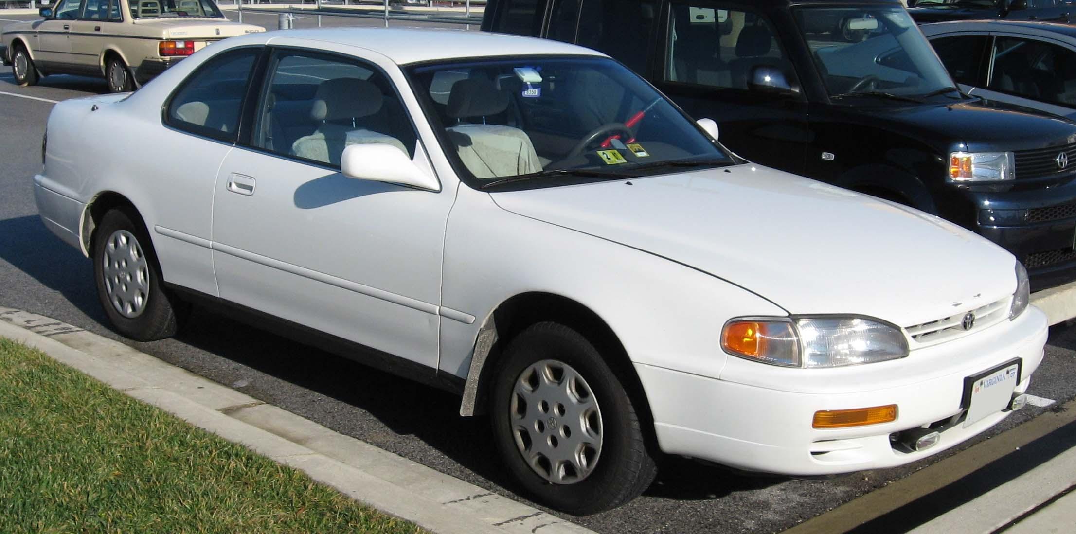 Door Toyota Cars