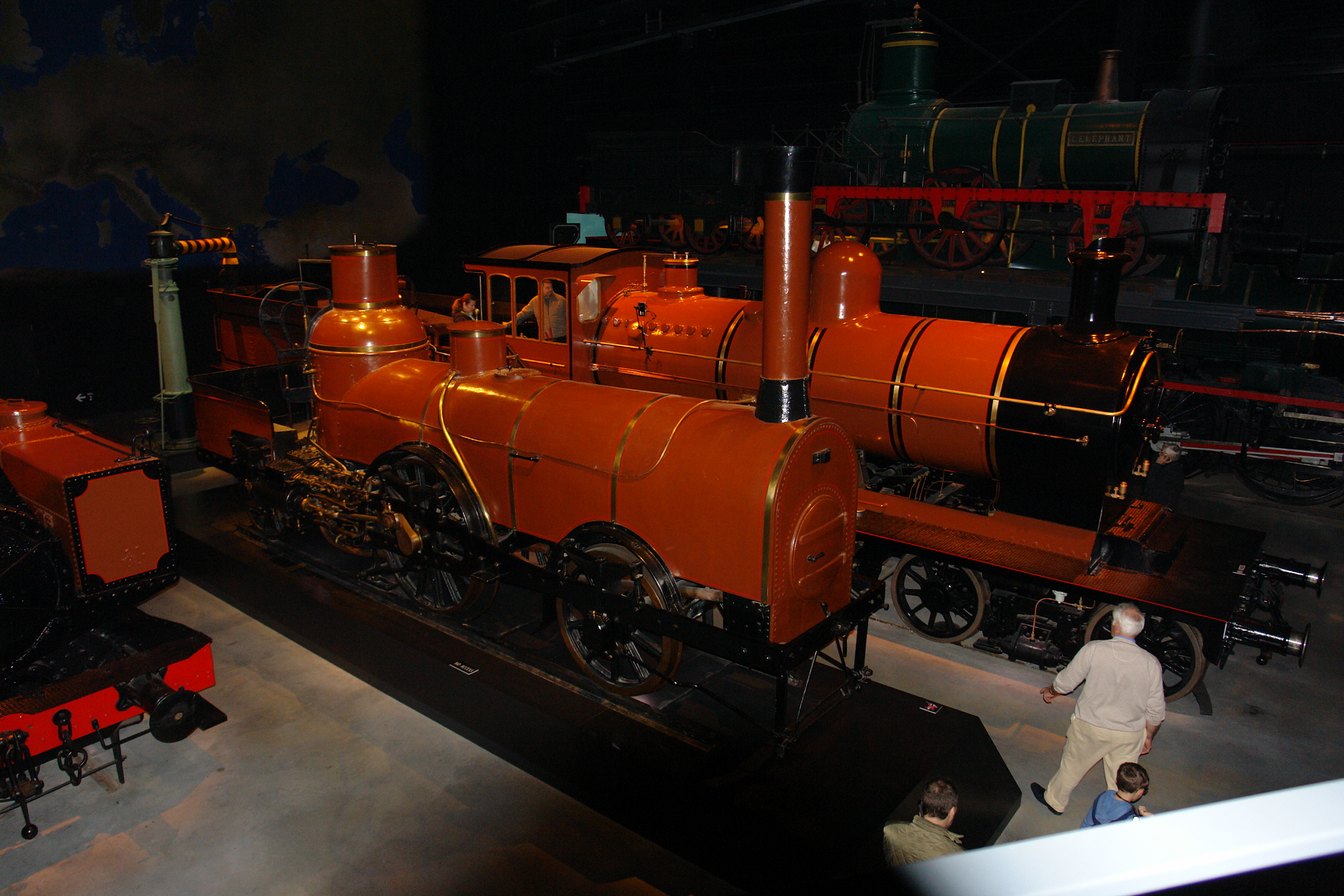 70 000 visiteurs et un succès éclatant pour l'expo Hergé à Train World