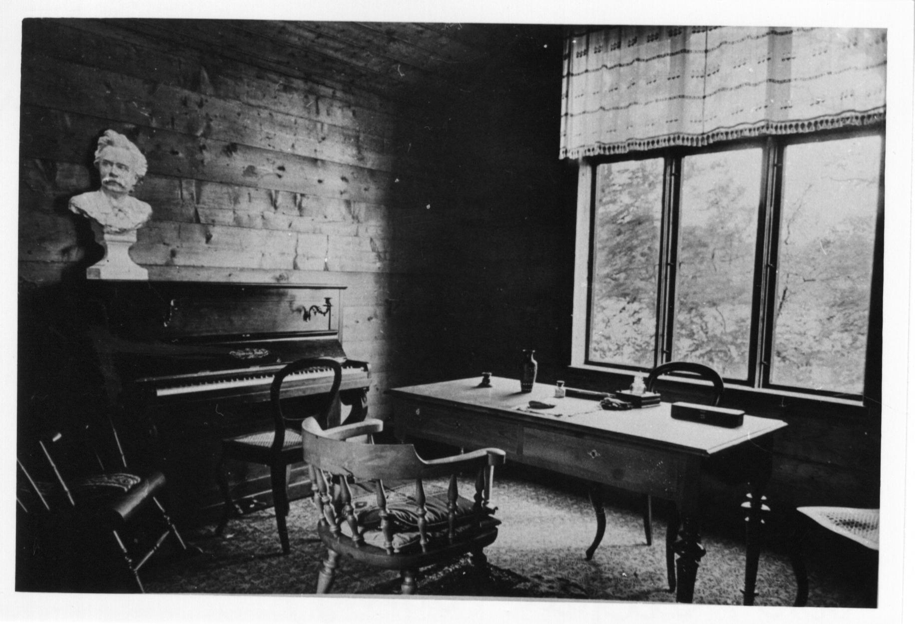 Grieg's Study