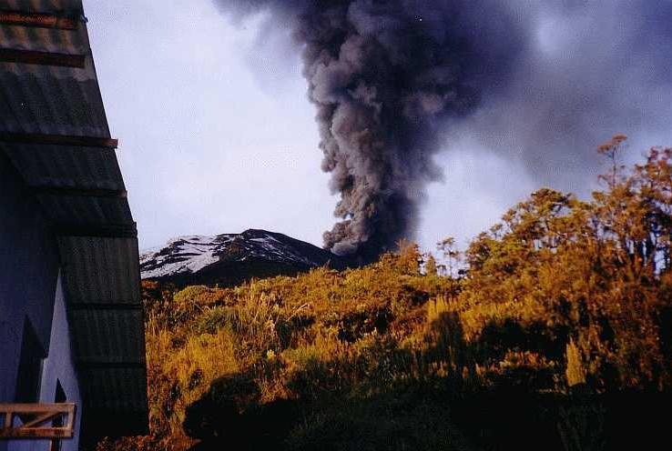 ecuador volcanes