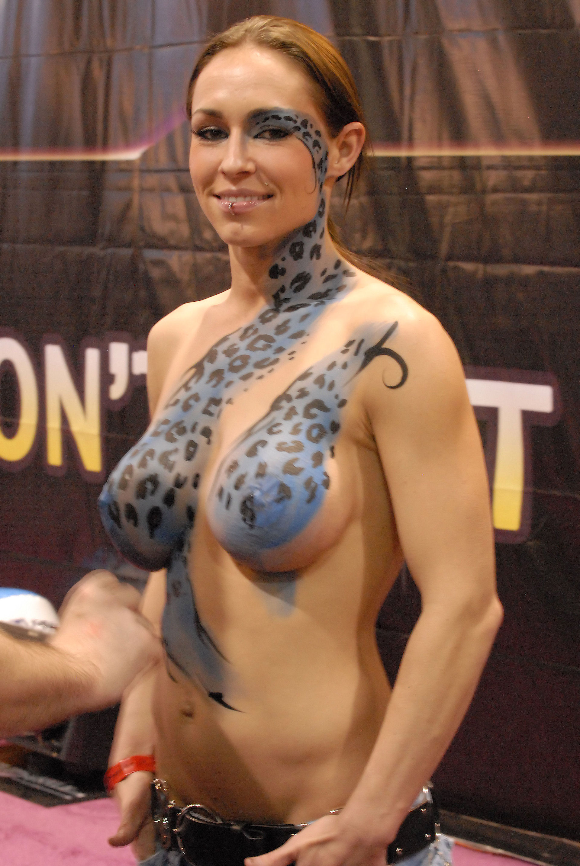 File:Unknown starlet at AVN Adult Entertainment Expo 2009 11.jpg