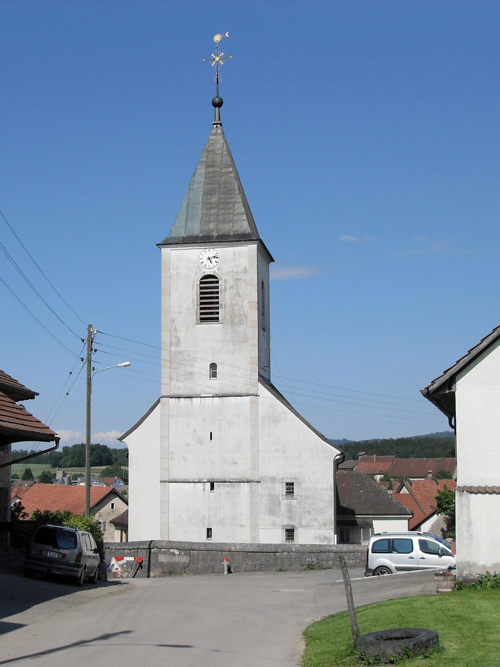 Vendlincourt