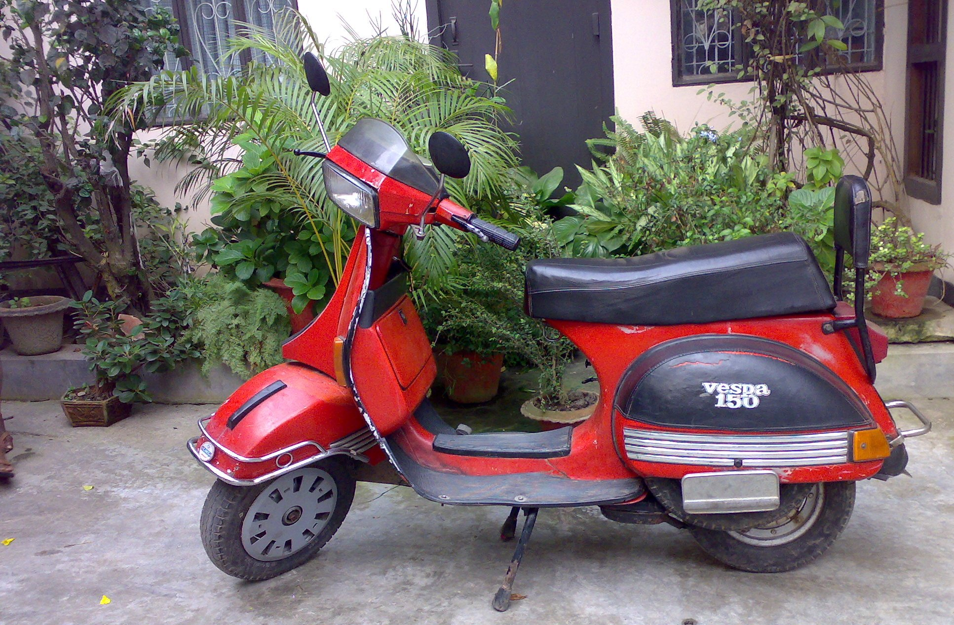 Vespa T5 - Wikipedia, the free encyclopedia