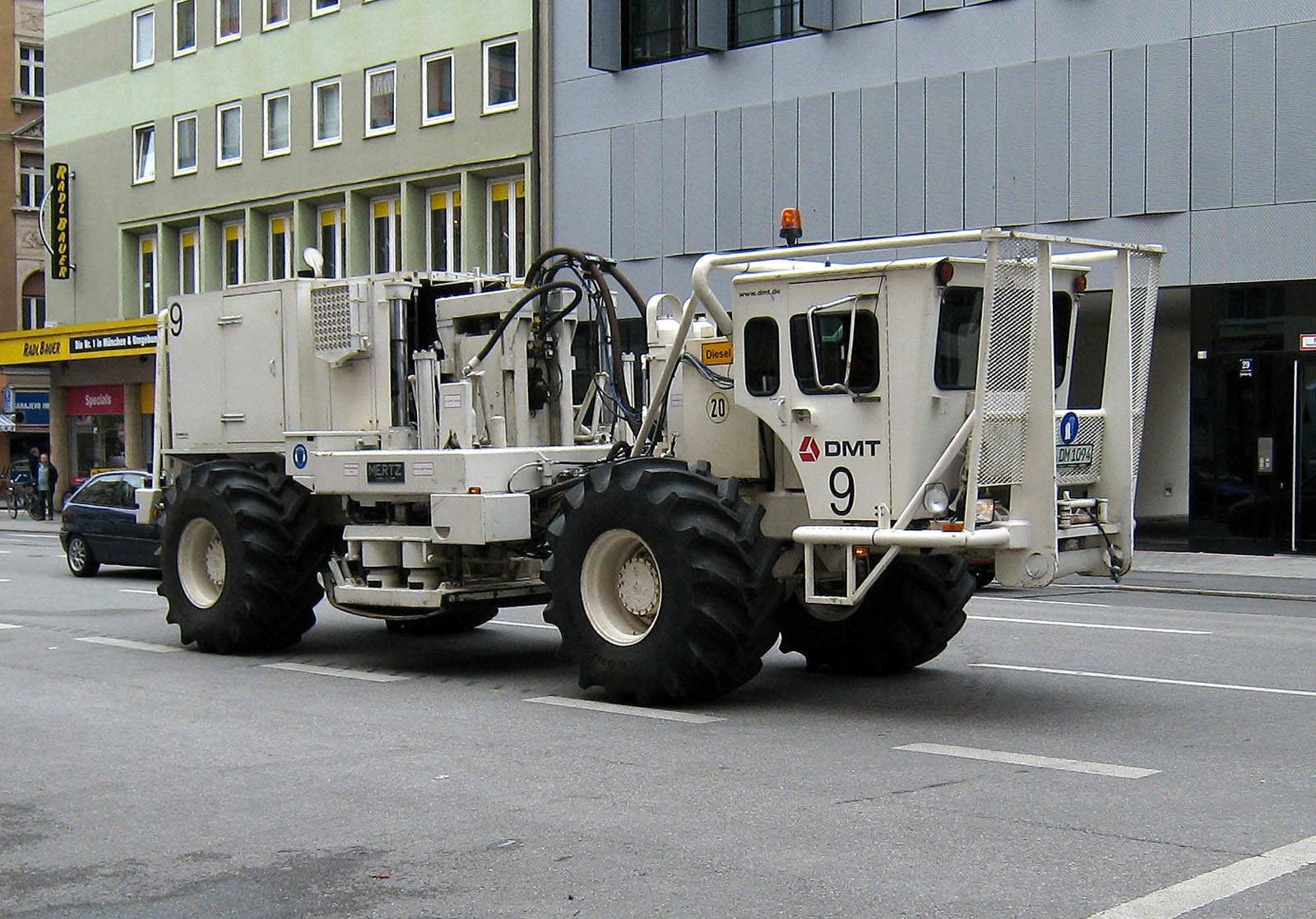 Vibro-Fahrzeug der DMT (Symbolbild, Wikipedia)
