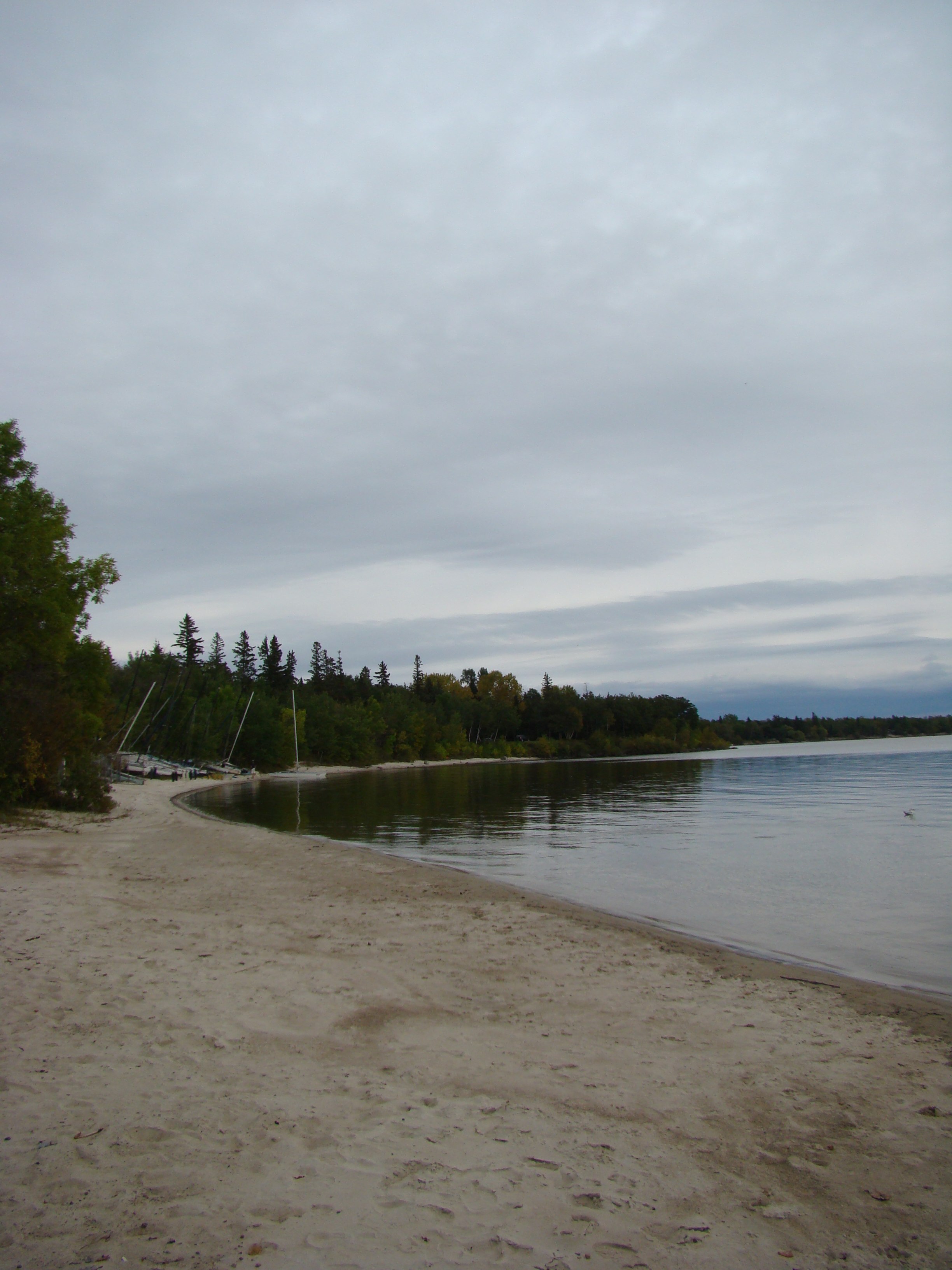 File Victoria Beach In Lake Winnipeg Manitoba Canada 3 Jpg