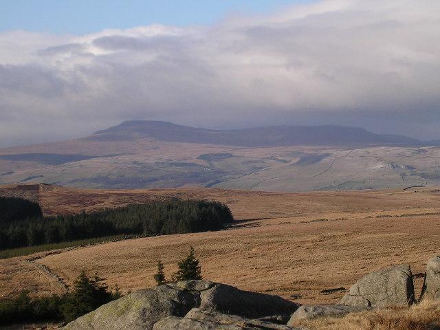File:View of Ingleborough from Whelp Stone Crag - geograph.org.uk - 17755.jpg