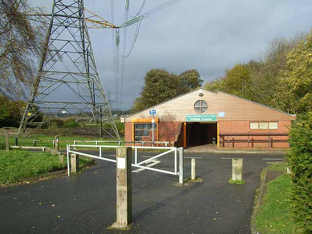 Visitor Centre, Tyne Riverside Country Park - geograph.org.uk - 1038621