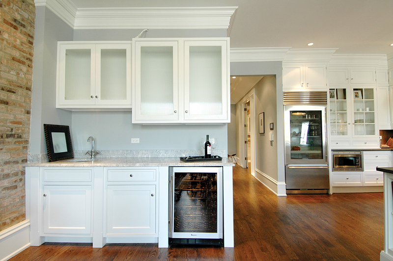 Small Kitchen Cabinet With Bench Seating