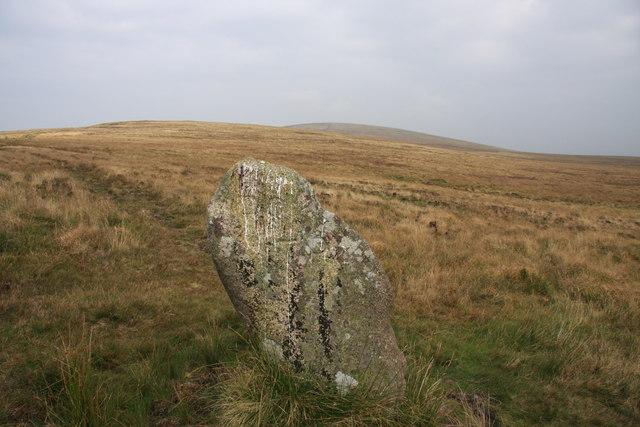 White Moor Stone - geograph.org.uk - 1495039