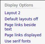 Wikisource display options sidebar menu.png