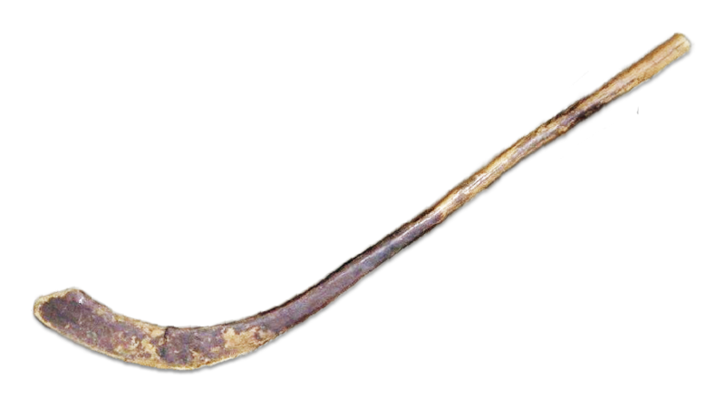 1830s Hockey Stick Belonging to William Moffatt