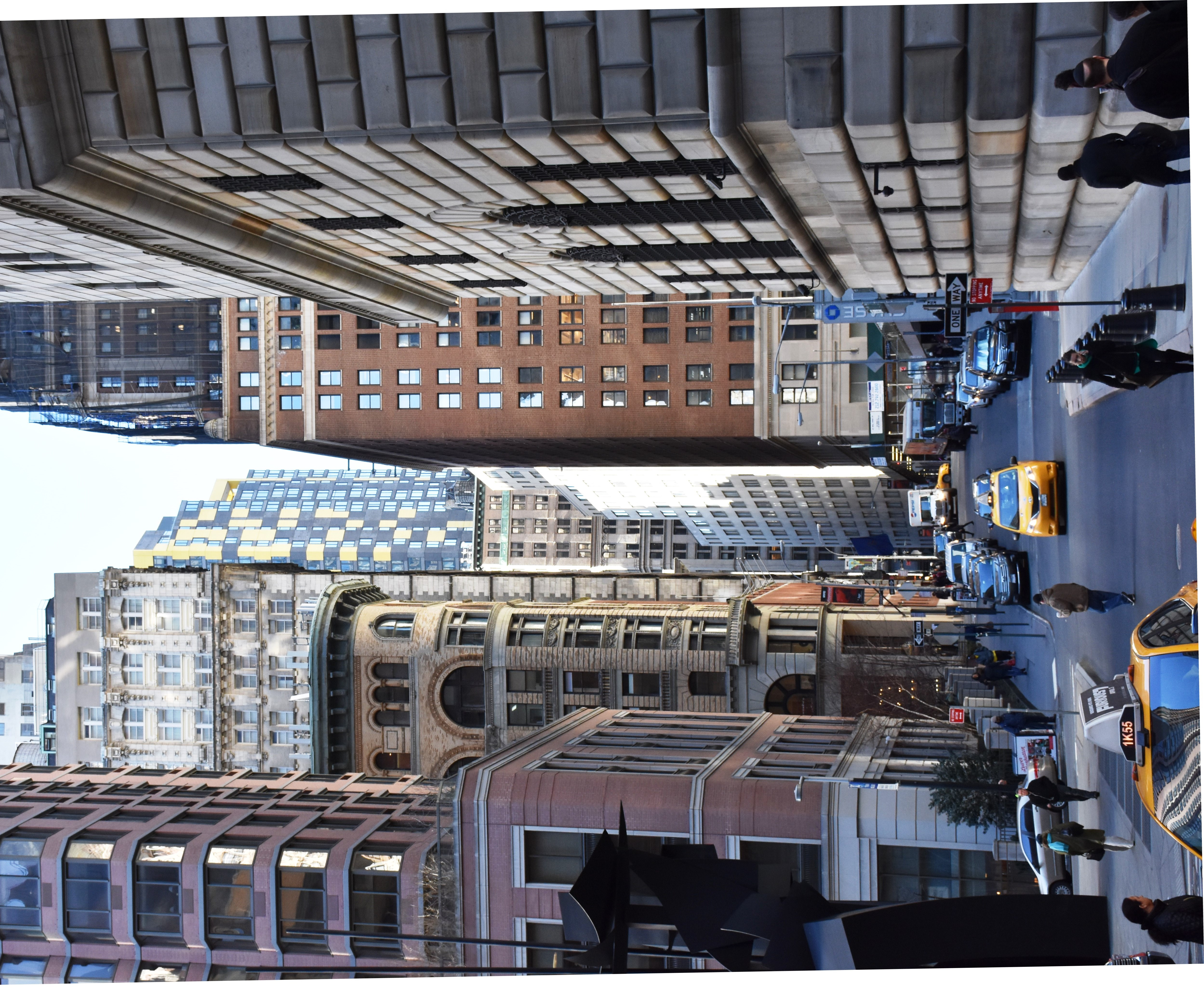 File William Street Financial District New York City 5
