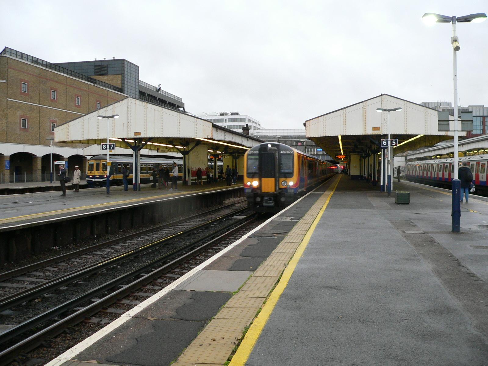 Wimbledon station - Wikipedia