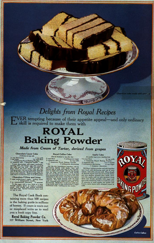 File:Woman's Home Companion 1919 - Royal Baking Powder png